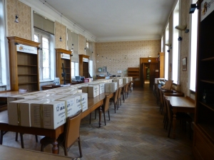 Déménagement des services de Montauban - 16 avril 2014